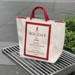 scrap book スクラップブック イントキシック INTOXIC. 日本ブランド tote bag トートバッグ shoulder bag ショルダーバッグ 肩がけ 斜め掛け ロゴバッグ logo bag