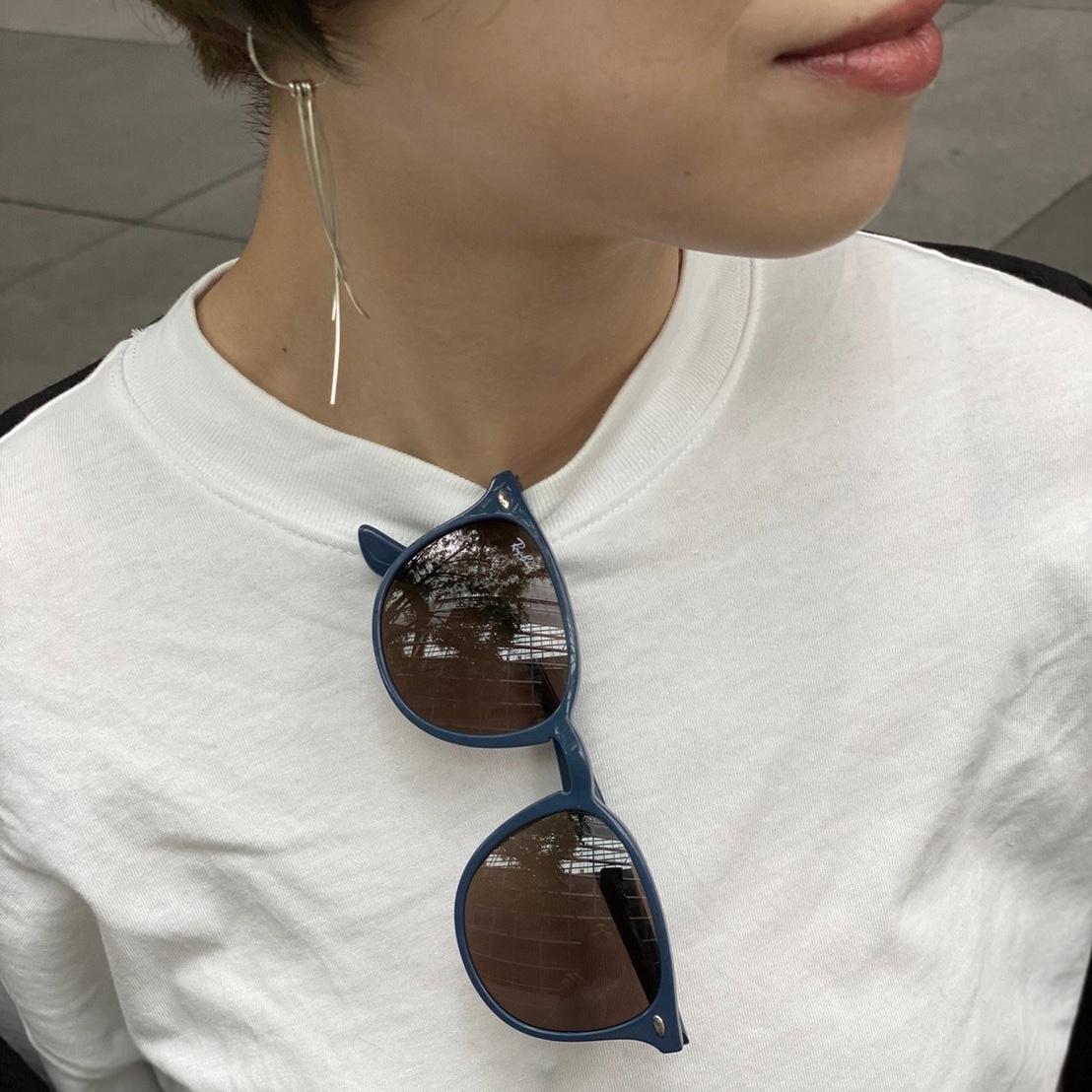 scrap book スクラップブック sunglasses サングラス Ray-Ban レイバン カラーフレーム color frame 珍しいサングラス 珍しいデザイン 可愛い