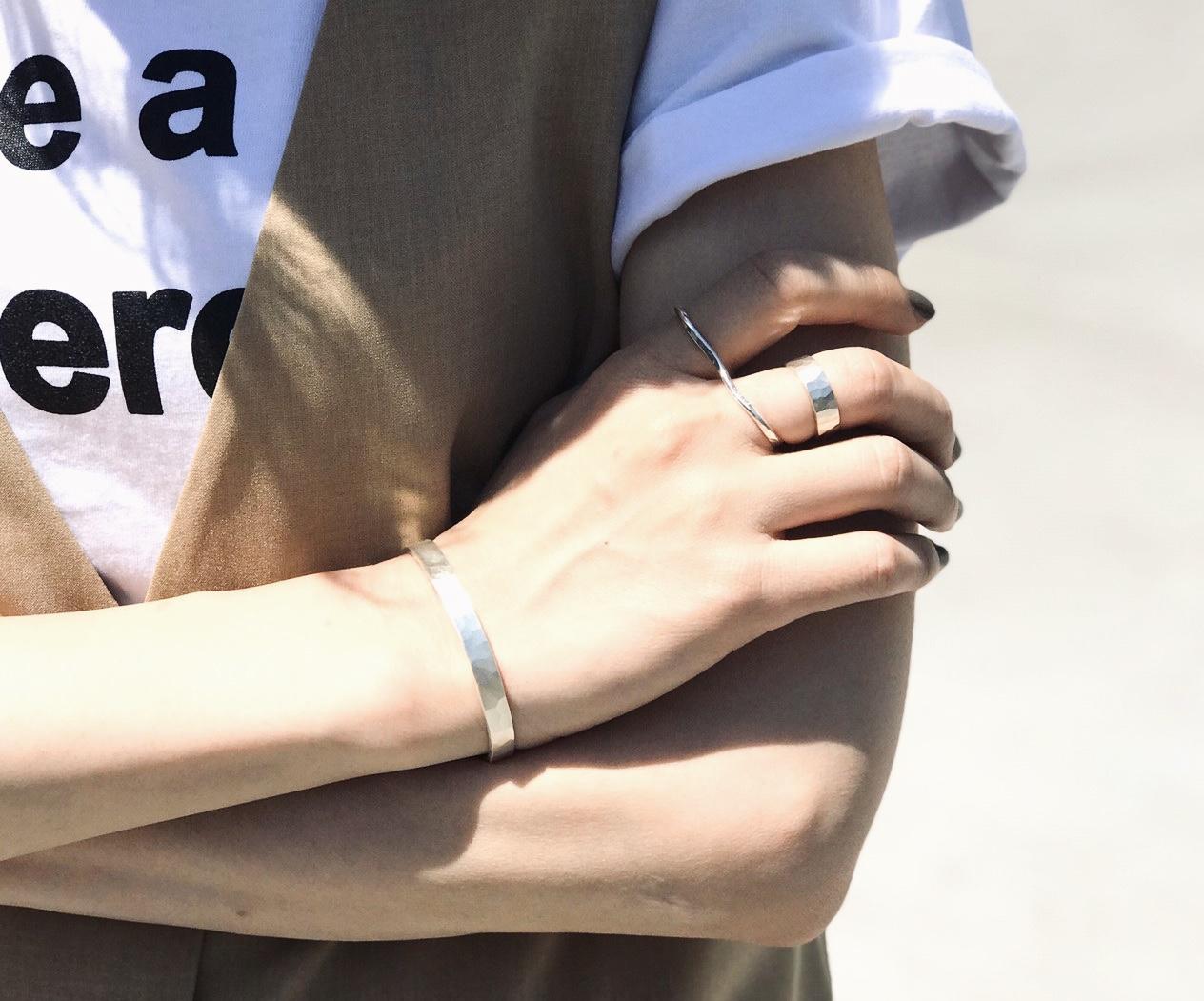 scrap book スクラップブック four seven nine フォーセブンナイン 日本ブランド silver シルバー silver999 ear cuff イヤーカフ ring リング bangle バングル pierce ピアス bracelet ブレスレット ハンドメイド handmade silver accessory シルバーアクセサリー 可愛い