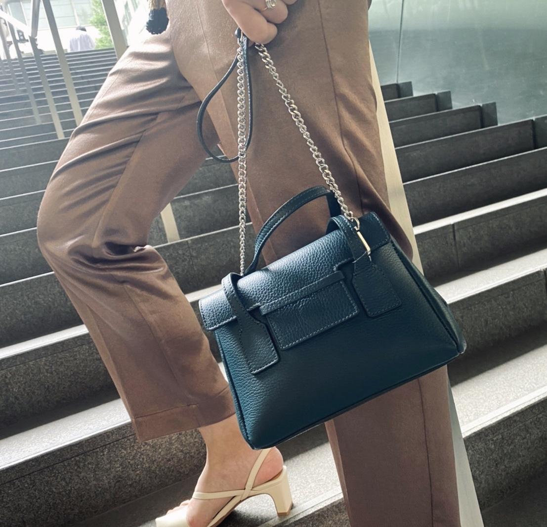 MY BEST BAG マイベストバッグ スクラップブック scrap book shoulder bag ショルダーバッグ ハンドバッグ handbag ミニバッグ mini bag カラフル colorful カラーバリエーションcolor variation Green グリーン