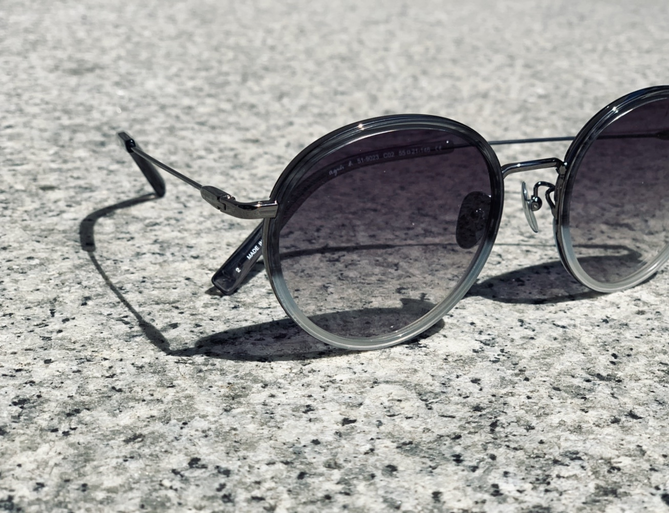 scrap book スクラップブック sunglasses サングラス MARC JACOBS マークジェイコブズ アニエスベー agnes b.