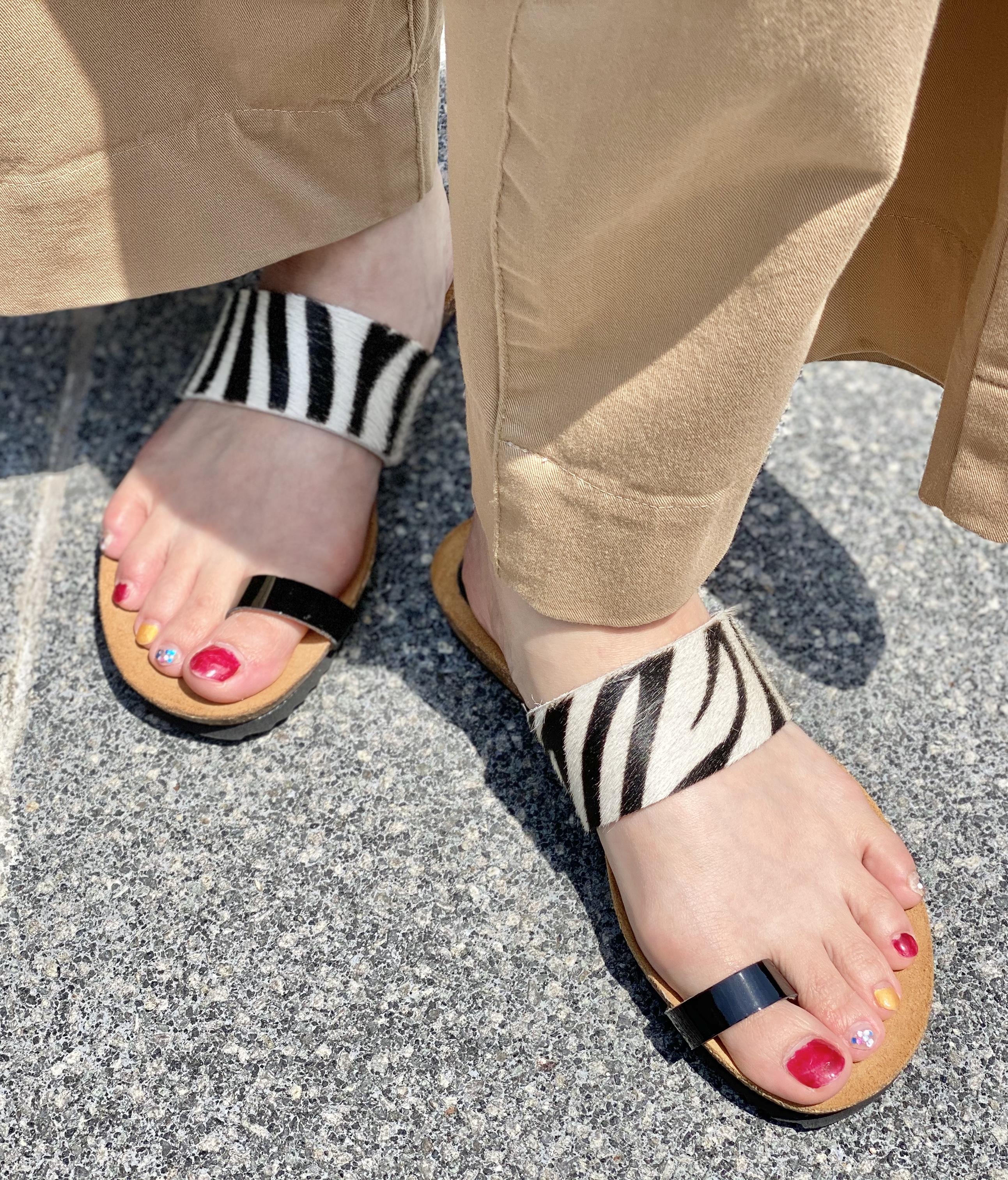 atnek by scrap book 京都 ポルタ サンダル ペネロペ コレクション sandal