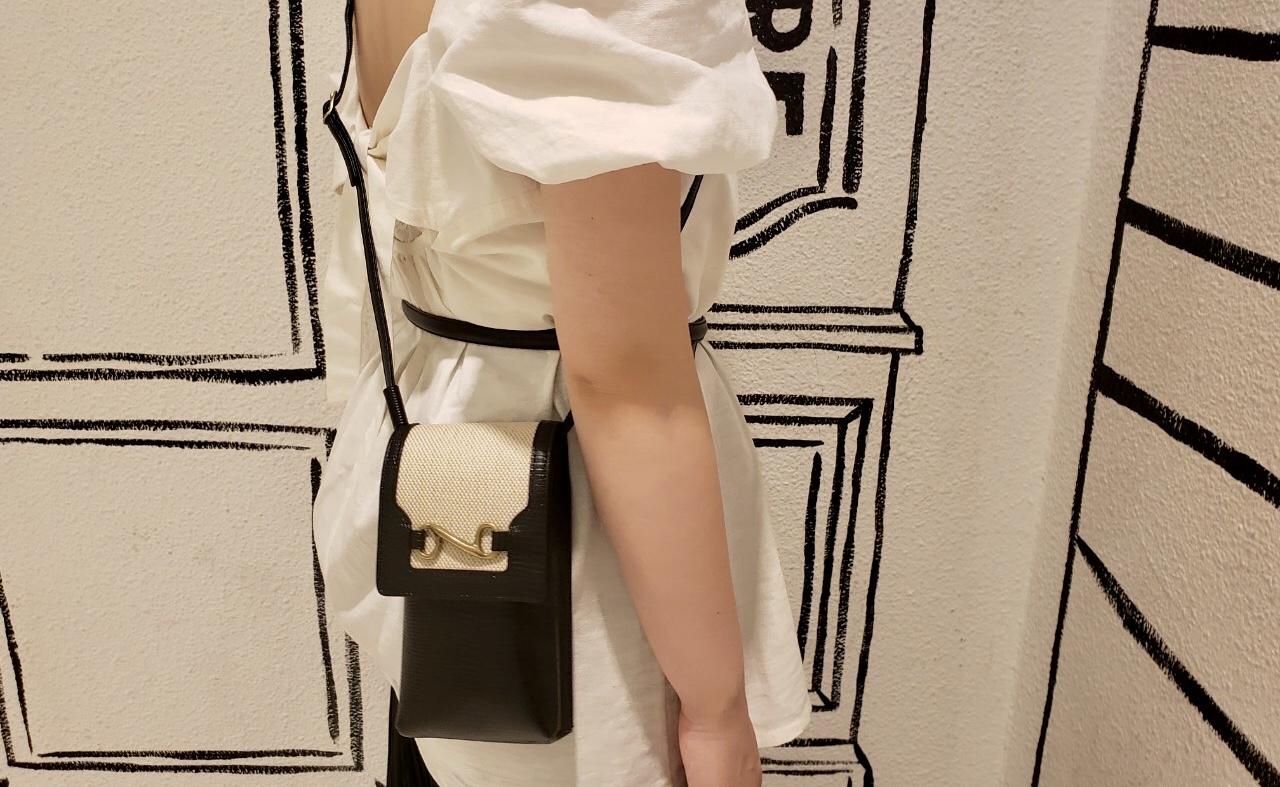 TOFF&LOADSTONE トフアンドロードストーン ScrapBook スクラップブック tote bag mobile pochette モバイルポシェット ミニポシェット リザード型押し 真鍮ルミネ大宮 大宮ルミネ