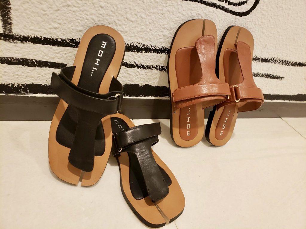 MOHI モヒ ScrapBook スクラップブック sandal サンダル タビサンダル ルミネ大宮 大宮ルミネ