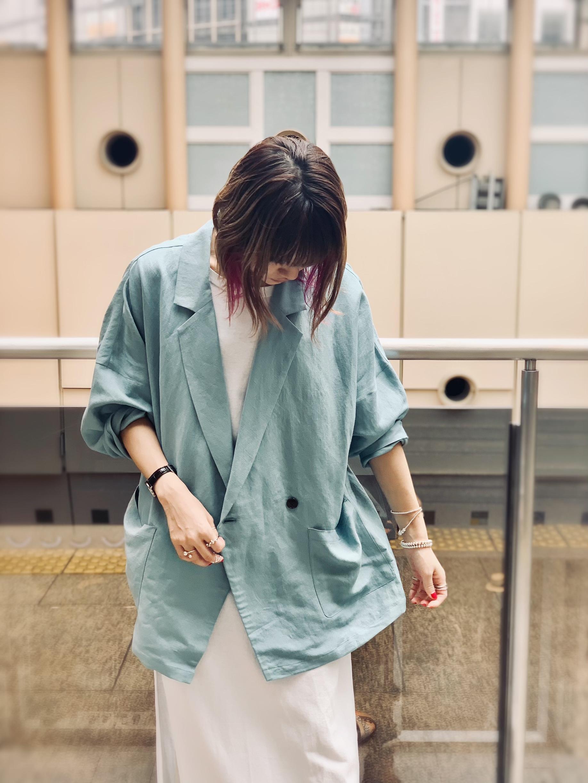 スクラップブックブック アトネックバイスクラップブック ポルタ 京都 jacket ジャケット セットアップ 羽織り セール 麻素材