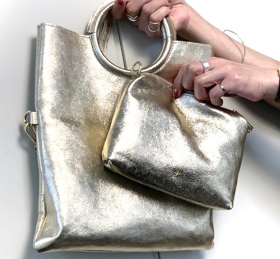 My best bag マイベストバッグ scrap book スクラップブック 牛革 レザー ハンドバッグ  handbag ショルダーバッグ  shoulder bag クラッチバッグ クラッチバッグ リングスター
