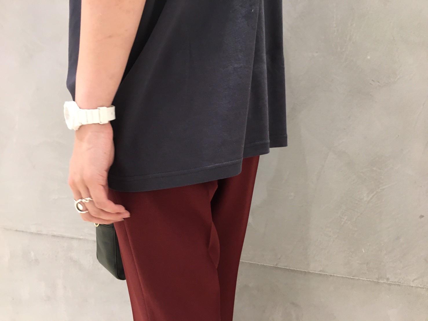 MARGAUX マルゴー ScrapBook スクラップブック Tシャツ wear コットン100% ルミネ大宮 大宮ルミネ