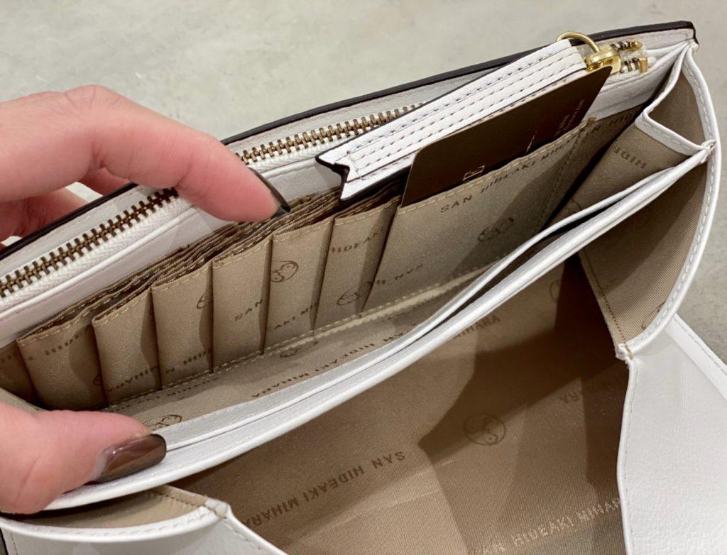Scrap Book スクラップブック 横浜 LUMINE ルミネ横浜 SAN HIDEAKI MIHARA サン・ヒデアキ・ミハラ お財布 レザー キーケース カードケース コンパクト レトロ 真鍮飾り 可愛い 日本製 蔵前 人気 がま口 長財布 レター型