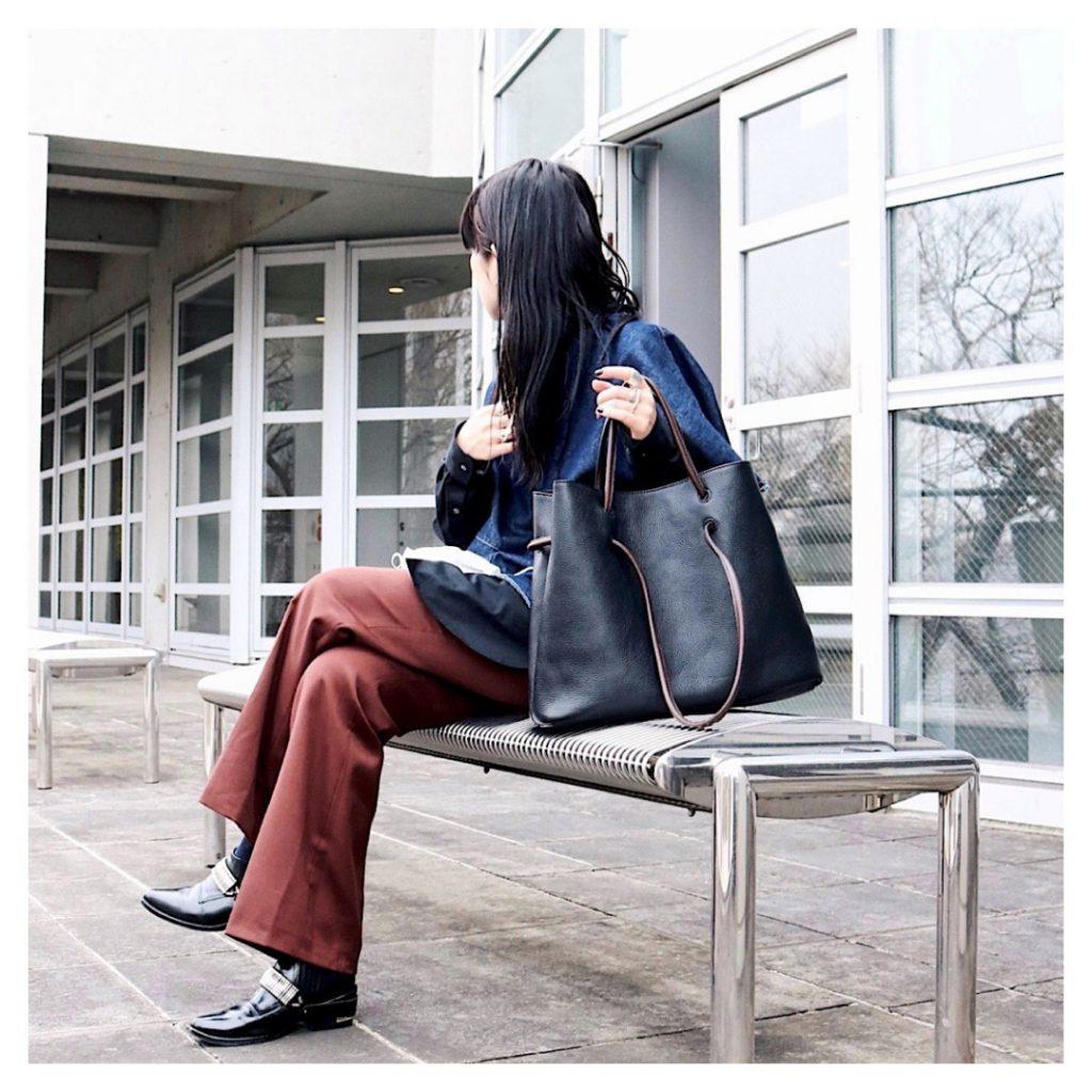 ScrapBook bag a4 トートバッグ